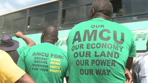 Platinum workers' strike