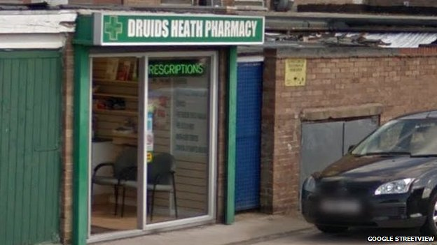 Druids Heath Pharmacy