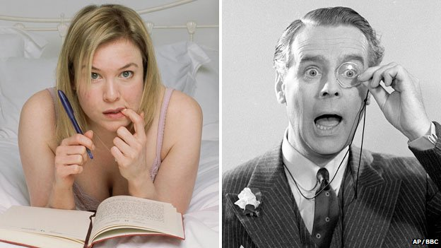 Renee Zellweger reprises her role as Bridget Jones in Bridget Jones: The Edge of Reason and IAN CARMICHAEL as Bertie Wooster