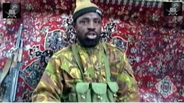 Abubakar Shekau 2013