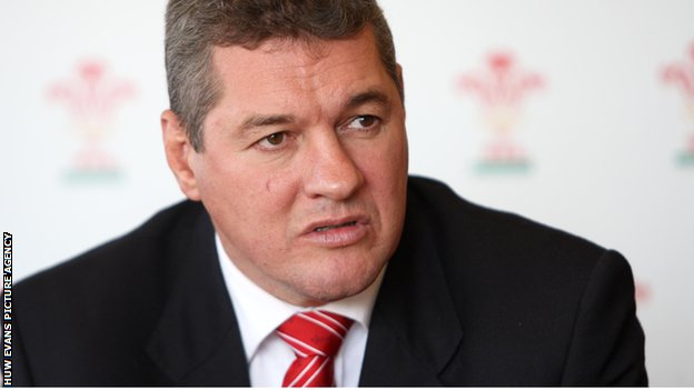 WRU chairman David Pickering