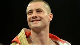 Former WBO world lightweight champion Ricky Burns