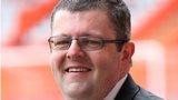 New Shrewsbury Town chief executive Matt Williams