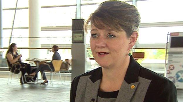 Leanne Wood