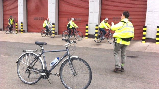 Bikes Pic: Joanne MacAulay