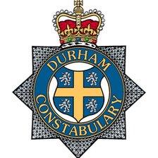 Durham Police badge