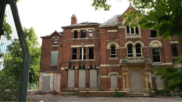 Copsewood Grange