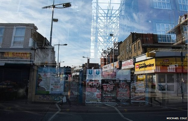 Two Streets Apart: Rye Lane and Bellenden Road, London SE15