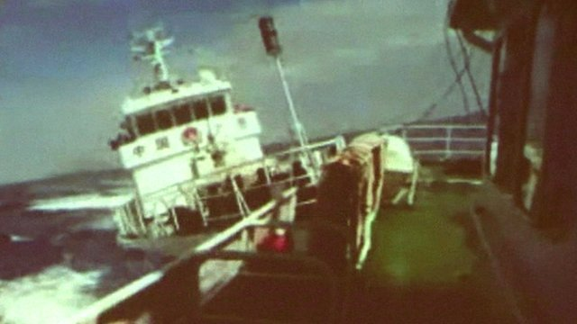 Chinese ship collides with Vietnamese vessel
