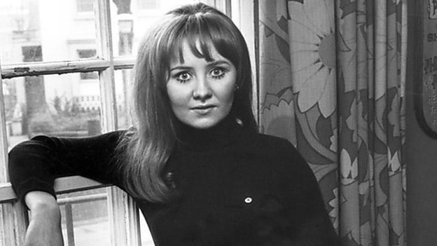 Glaswegian singer Lulu won the Eurovision Song Contest in 1969