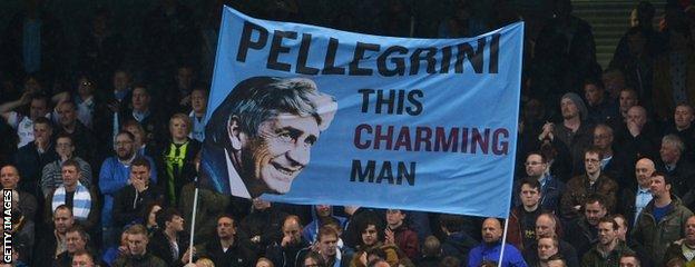 Manchester City fans