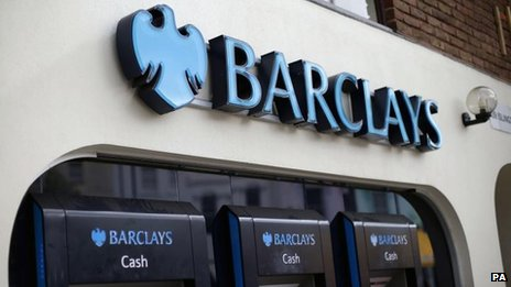Barclays branch