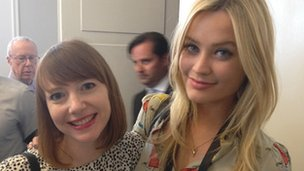 Sarah Jane Griffiths/Laura Whitmore