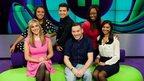 Newsround presenters