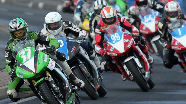 The North West 200 International road races