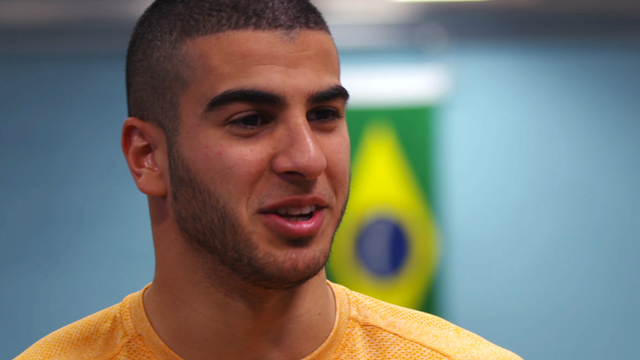 Gemili juggling studies with training
