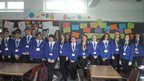 The Vyne Comunity School pictured on News Day 2014.