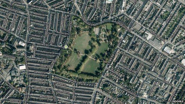 Spinney Hill Park