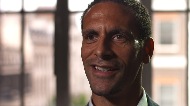 Rio Ferdinand picks his BBC Sport pundits 5-a-side team