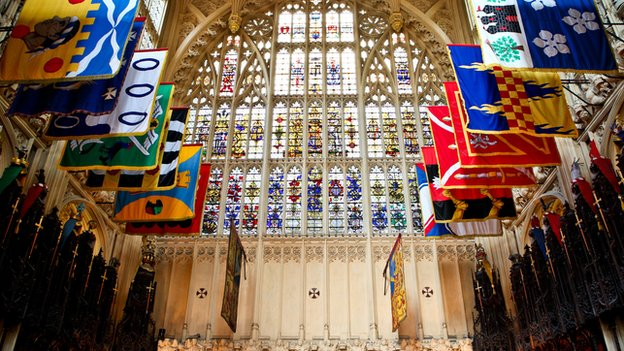King Henry VII's Lady Chapel at Westminster Abbey