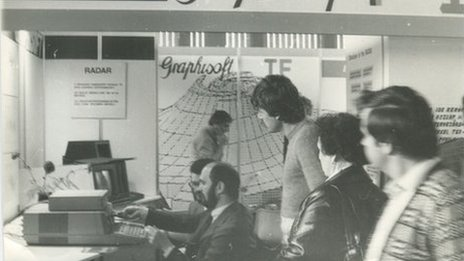 Graphisoft in the early days
