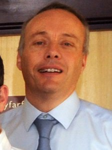 Headteacher Graham Daniels