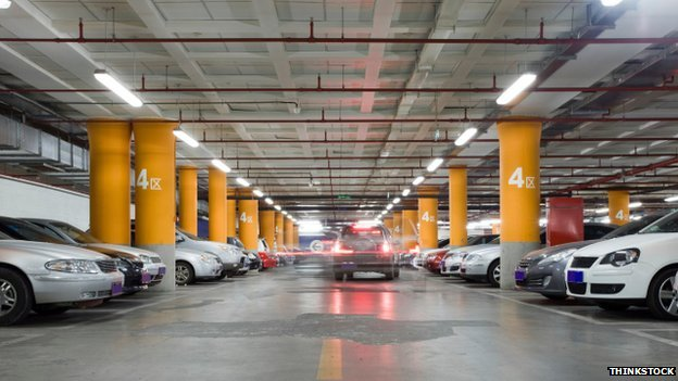 Multi-storey car park