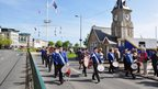 Guernsey Liberation Day Parade