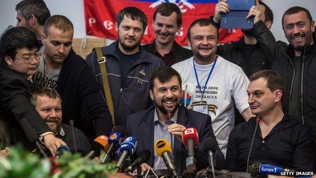Separatists announce referendum