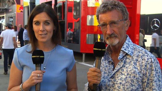 Inside F1 - Spanish GP qualifying