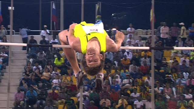 Doha Diamond League: Ivan Ukhov on form in high jump