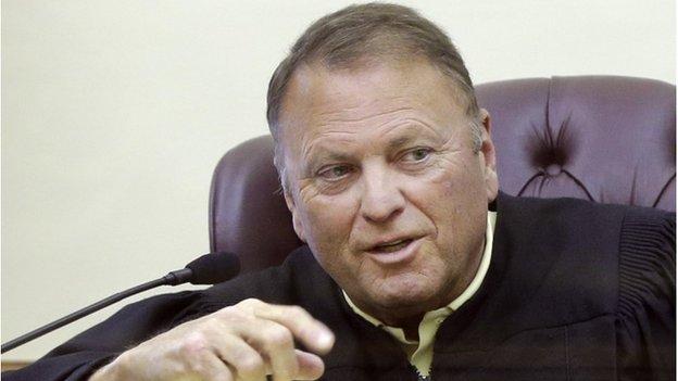 Circuit Judge Chris Piazza