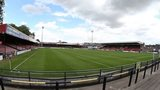 York City's Bootham Crescent