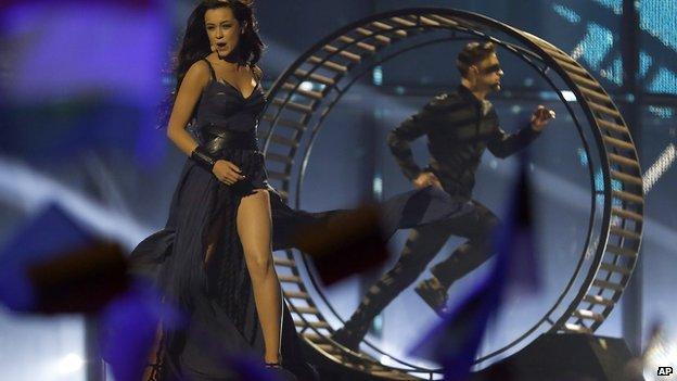 Ukraine Eurovision entry