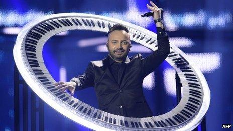 Romanian Eurovision entry