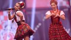 Poland entry Donatan and Cleo