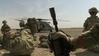 British troops preparing to leave forward base in Helmand province
