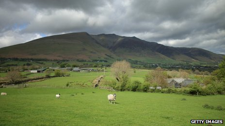 Blencathra/Saddleback