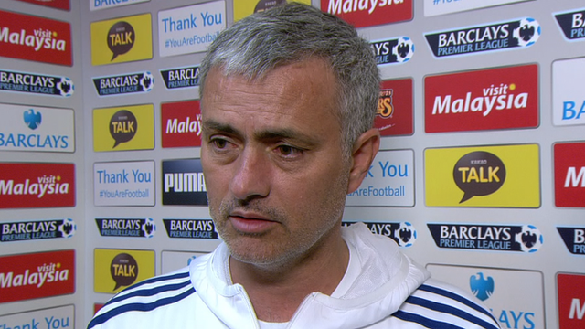 Cardiff 1-2 Chelsea: Jose Mourinho says players fit for World Cup