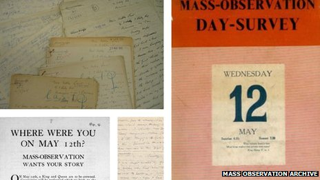 Mass Observation Archive