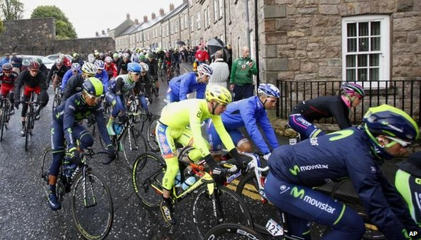 Riders in Armagh