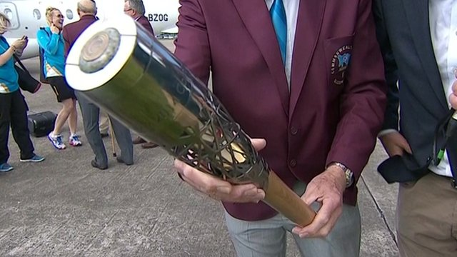 Commonwealth Games baton