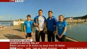 Baton team