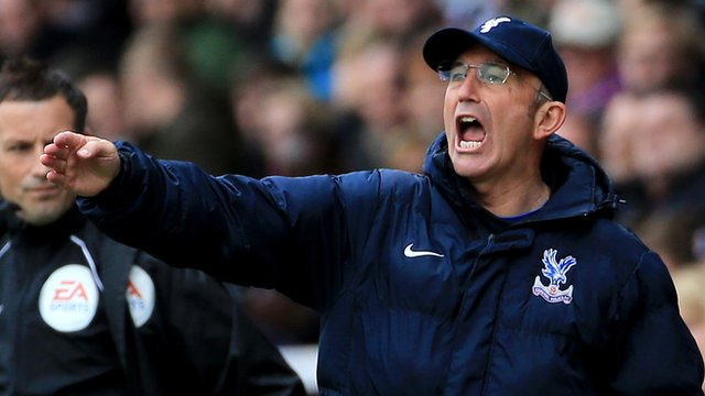 Fulham 2-2 Crystal Palace: Tony Pulis calls season a great ride