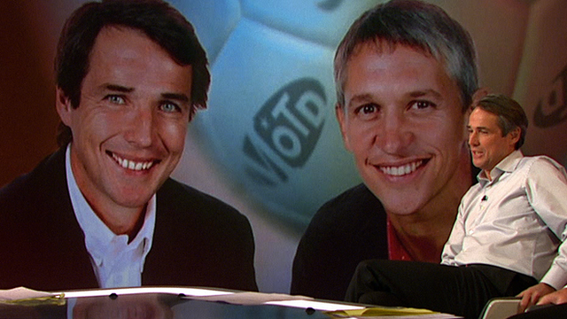 Alan Hansen says farewell to MOTD