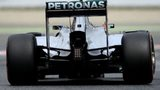 Mercedes will trial the new 'megaphone' exhaust in Barcelona this week