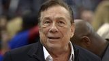 LA Clippers owner Donald Sterling at a basketball game - 10 January 2014