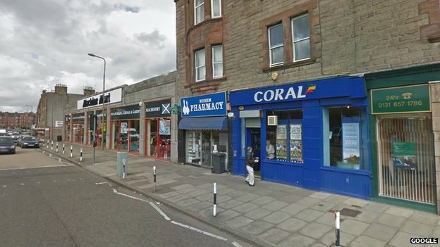 Coral bookmakers in Piersfield Terrace