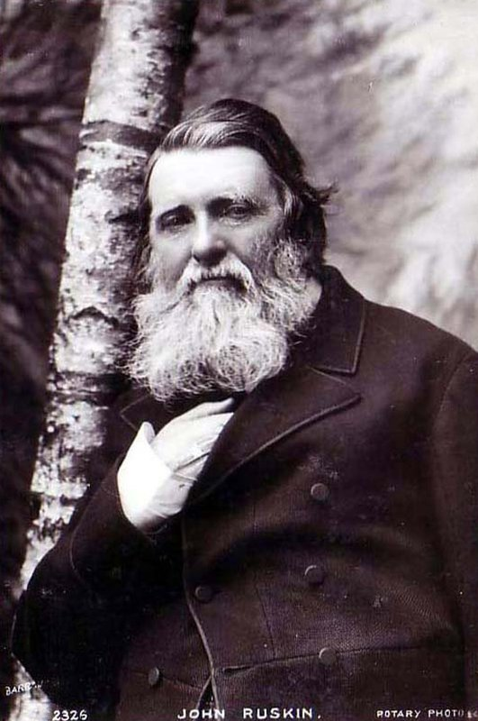 Photo of Ruskin