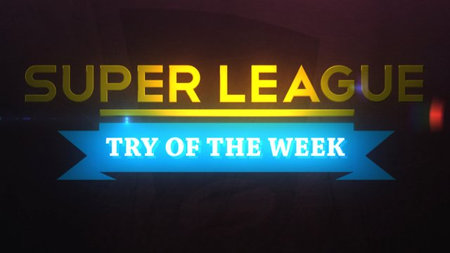 Super League try of the week: Tom Gilmore try for Widnes at Castleford